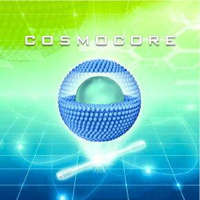 New COSMOCORE Cholester core-shell phase