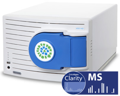 Clarity newly supports Microsaic 4000 MiD mass detector