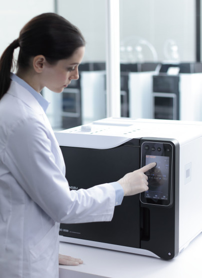 Nexis GC-2030 –  New LabSolutions provides improved usability