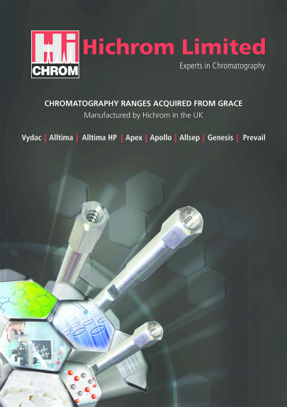 Grace HPLC Ranges Acquired by Hichrom - New Catalogue Now Available