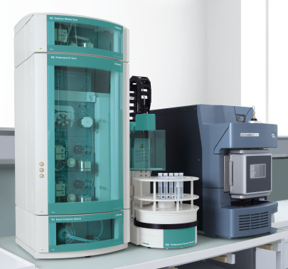 Waters' Empower software integrates Metrohm ion chromatography systems