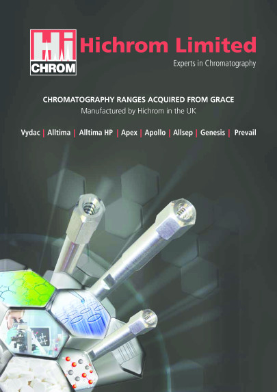 Grace HPLC Ranges Acquired by Hichrom
